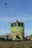 Soviet diesel loco