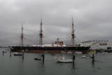 108:365Her Majesty's Ship