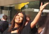 23 ~ her graduation celebration