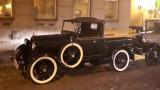 162:365nocturnal vintage car