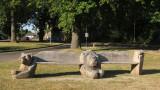 203:365Alton Lions Bench