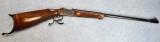 Belgian Martini Schutzen Rifle - By Henri Mathieu Sauveur