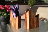 Pair of serviette holders