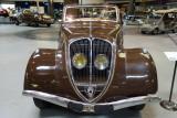 1937 Peugeot 402L Cabriolet Metallique Decouvrable
