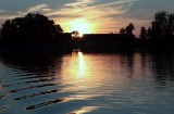 sunset at Dowcien