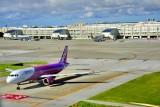 Naha Airport, ROAH, From The Air, With A Peach A320