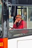 The Patient Bus Driver