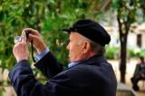 Old Man Tourist, New Tech: Photographying The Sagrada Familia