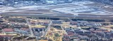 Alta de Lisboa and Airport in Background