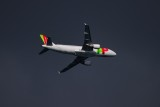 TAP-Portugal A320, CS-TNN, Climbing To The Storm