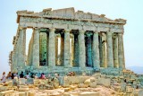 Parthenon, Free Of Barriers, Or Gates
