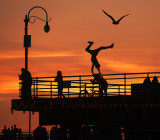 Santa Monica Pier Adventurer