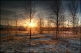 Sunrise at Sundog