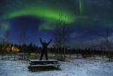 Auroras Whitehorse Yukon