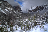 Yosemite Winter Tunnel View