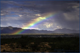 Monsoon Rainbow