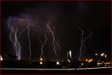 Las Vegas Monsoon Thunderstorm