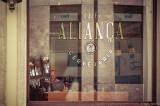 2017 - Ken at Café Aliança - Faro, Algarve - Portugal