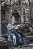 2017 - Ken at Castelo de S. Jorge, Lisboa - Portugal