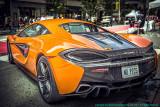 2017 - McLeran, Bloor Yorkville Exotic Car Show - Toronto, Ontario - Canada