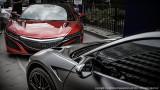 2017 - Acura NSX, Bloor Yorkville Exotic Car Show - Toronto, Ontario - Canada