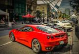 2017 - Ferrari, Bloor Yorkville Exotic Car Show - Toronto, Ontario - Canada