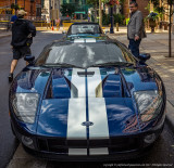 2017 - Ford GT, Bloor Yorkville Exotic Car Show - Toronto, Ontario - Canada