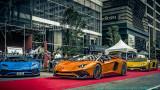 2017 - Lamborghini, Bloor Yorkville Exotic Car Show - Toronto, Ontario - Canada