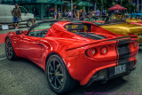 2017 - Lotus, Bloor Yorkville Exotic Car Show - Toronto, Ontario - Canada