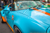 2017 - Porsche, Bloor Yorkville Exotic Car Show - Toronto, Ontario - Canada