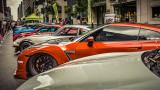 2017 - Bloor Yorkville Exotic Car Show - Toronto, Ontario - Canada