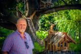 2017 - Ken at Floral Showhouse Miniature Houses Garden - Niagara Falls, Ontario - Canada