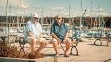 2017 - Vince & Ken in Meaford, Ontario - Canada