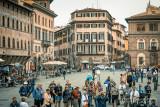2017 - Piazza di Santa Crose - Florence, Tuscany - Italy