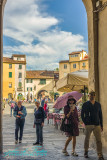2017 - Piazza Anfiteatro - Lucca, Tuscany - Italy