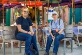 2017 - Joan & Kim, Cinque Terra - Vernazza, Liguria - Italy