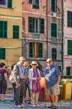 2017 - Beverlea, Fred & Ken, Cinque Terra - Vernazza, Liguria - Italy