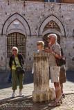 2017 - Dorothy, Carolynn & Fred, Piazza del Campo - Siena, Tuscany - Italy