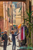 2017 - Mary Frances & Theresa, Monterosso al Mare - Cinque Terra, Liguria - Italy