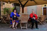 2017 - Jackie & Jean in Pietrasanta, Tuscany - Italy