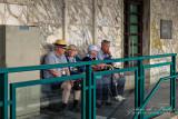2017 - Bill, Joyce, Joan & Gord - Pietrasanta, Tuscany - Italy