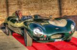 2017 - 57 Jaguar D-Type - Viareggio, Tuscany - Italy