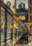 2017 - Eaton Centre Pedestrian Bridge - Toronto, Ontario - Canada