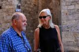 2017 - Linda & Ken - San Gimignano, Tuscany - Italy
