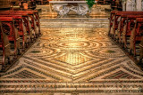 2017 - Pisa Cathedral Floor, Tuscany - Italy