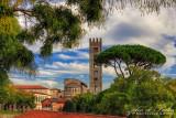 2017 - Lucca, Tuscany - Italy