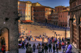 2017 - Piazza del Campo - Siena, Tuscany - Italy