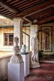 2017 - Giuliano Vangi Uomo nudo in piedi, Museo dei Bozzetti - Pietrasanta, Tuscany - Italy
