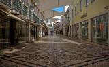 2018 - Rua de Santo António - Faro, Algarve - Portugal