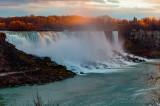2017 - Niagara Falls (USA Falls), Ontario - Canada